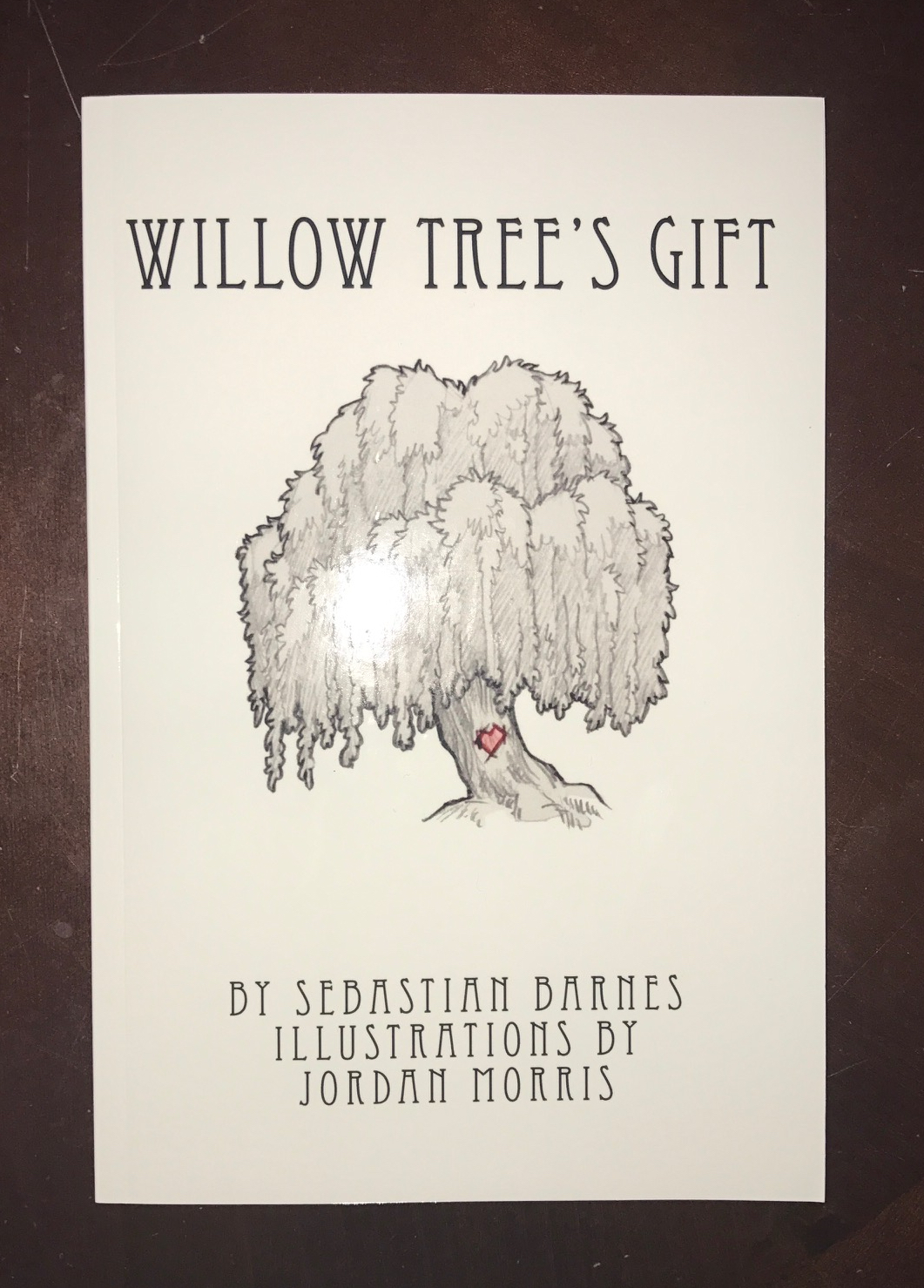 Novel: Willow Tree's Gift, Available End of July!