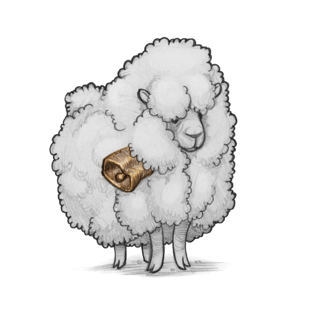 An Except from Chapter 7 of the Willow's Tree Gift: The Old Ewe with the Copper Bell